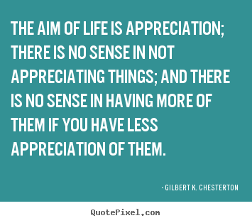 Customize picture quote about life - The aim of life is ...